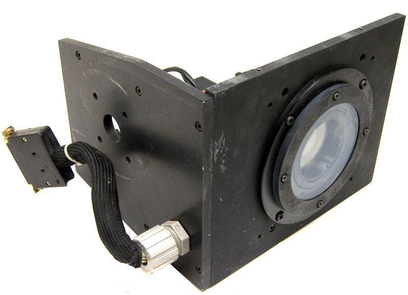 Gsi lumonics scanner 2 x galvanometer scanning assembly