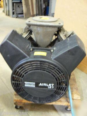 Atlas Copco Airlet Le7 Reciprocating Air Compressor 5hp