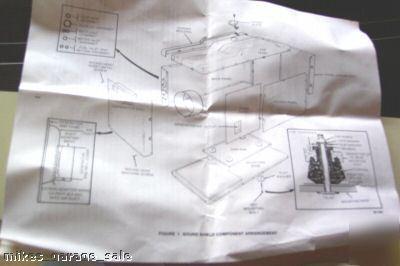 Generator Sound Shield Housing Mdjb Onan Marine Obo