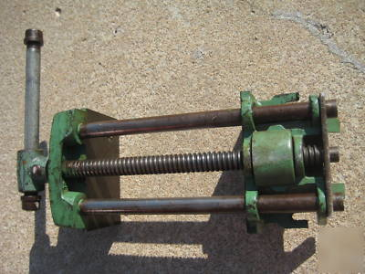 Wilton Woodworking Vise Vintage Chicago Usa