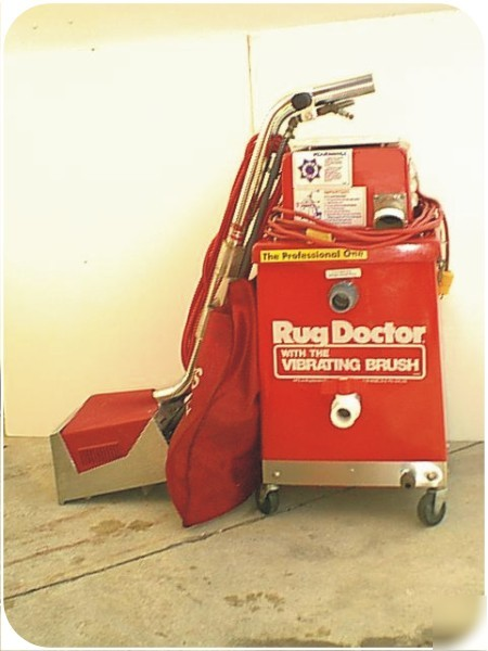 Rugdoctor R 40 Carpet Cleaner Cleaning Shampooer