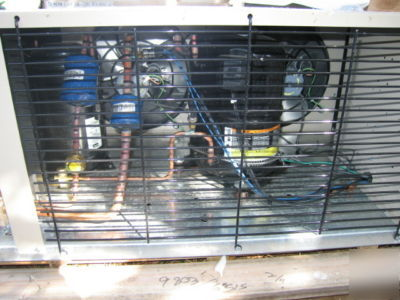Heatcraft walk in cooler unit evaporator refrigeration