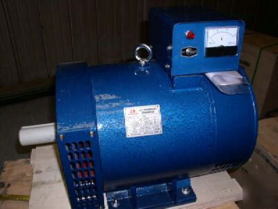 30KW st generator head 1 phase for diesel & gas engine