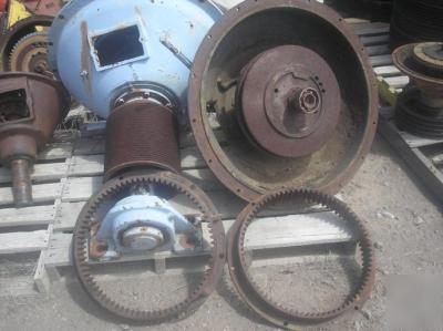 Twin disc clutch power take off part sp218poo for Mud motor electric clutch