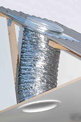 Skylight Tubelight Diy 12 Quot Tubular Suntube Solar Tube